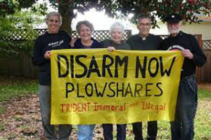 Disarm Now Plowshares
